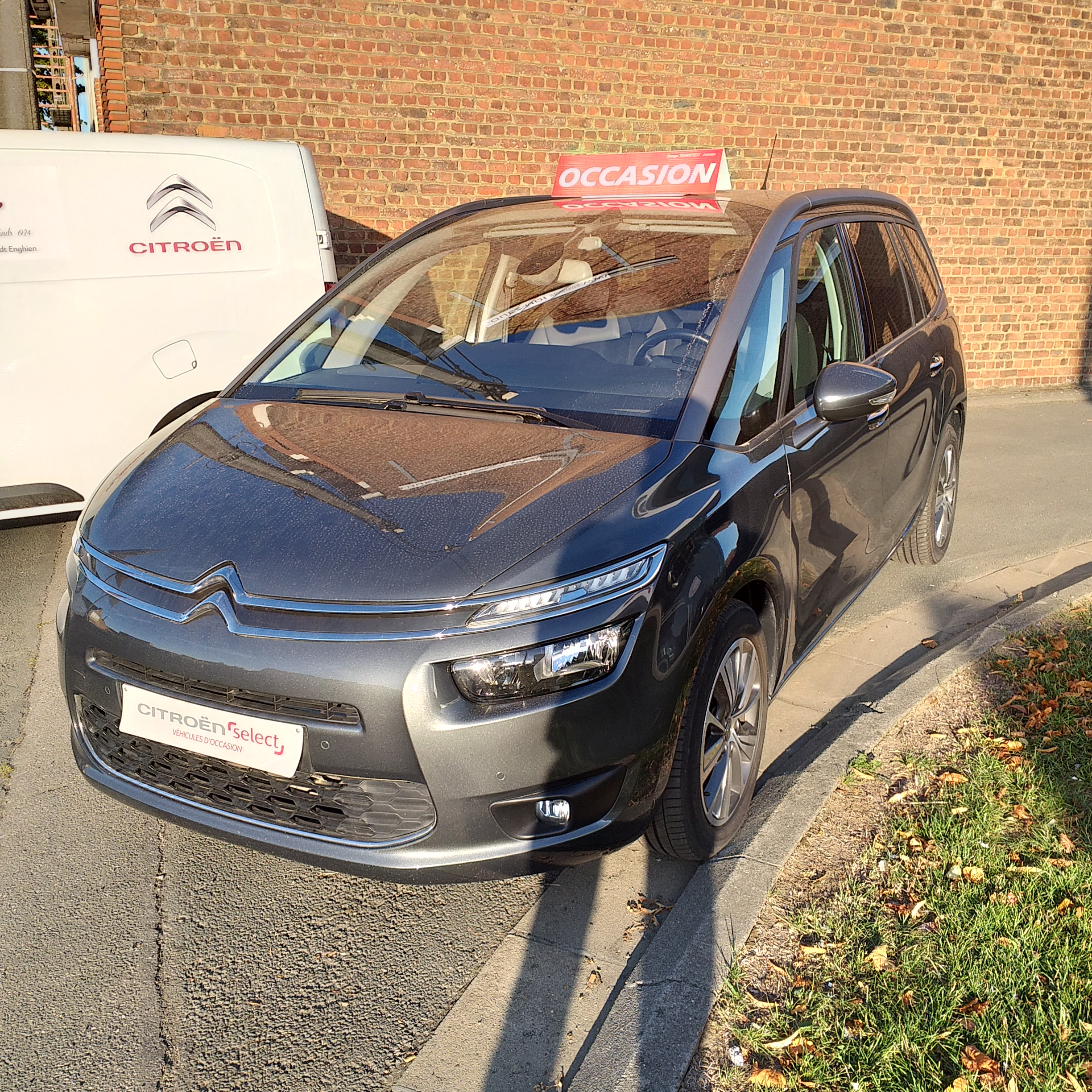 Gd C4 Picasso 20HDI135 Exclusive